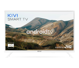Телевізор KIVI 24H740LW - цифровий контент