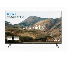 Телевізор KIVI 65U740LB - цифровий контент - 1